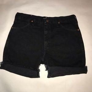 LF furst of a kind wrangler Cutoffs